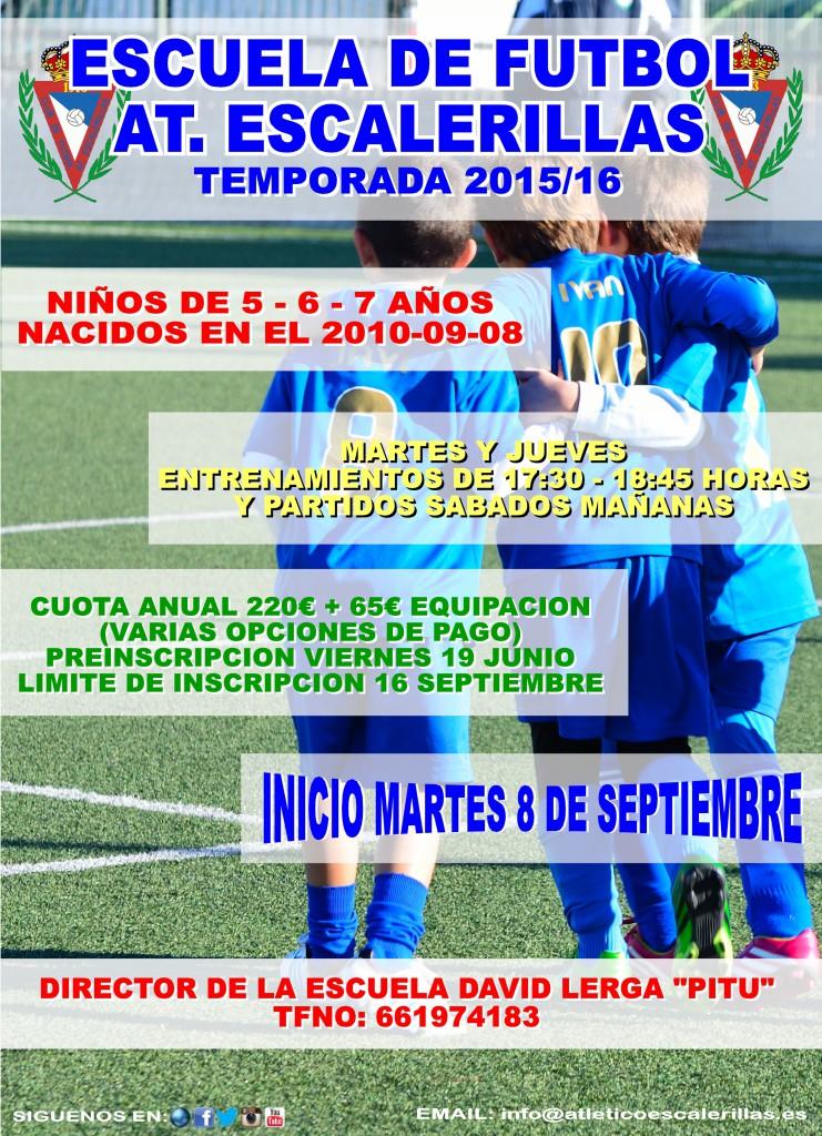 Escuela 2015-16