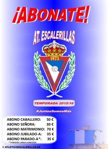 ABONADOS 2015-16